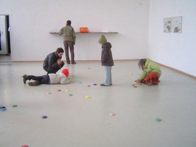 Installation/Orangerie/Leben nich Friern